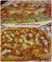 Pizza Alta con lievito madre