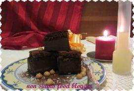 Torta magica cioccolato e caffé