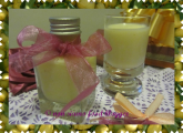 Crema al limoncello homemade, fatta con limoni di Sicilia rigorosamente Biologici