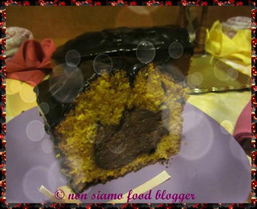 Plum cake alla zucca