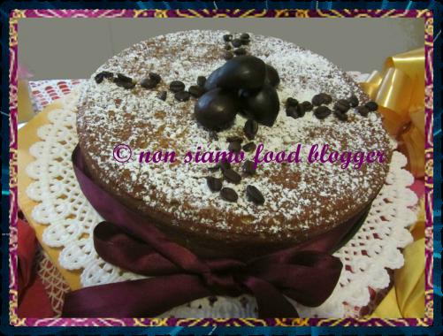 Torta Castagne e Caffè