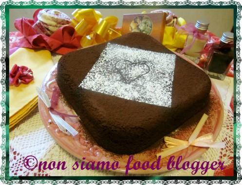 Torta al Cioccolato e Latte Condensato