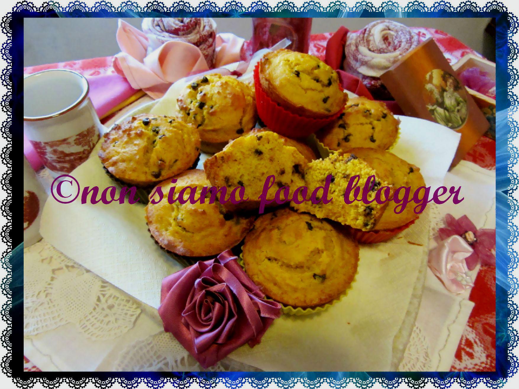 Muffin Zucca e Gocce di Cioccolato 4e6c19e70ba6