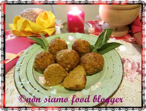 Polpette di Zucca e Carne Trita