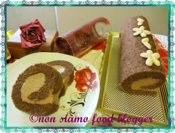 Rotolo Nutella e Mascarpone