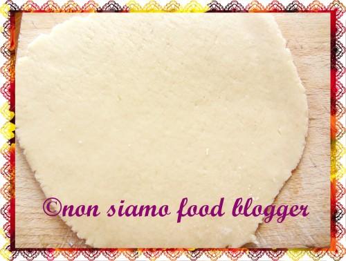 Pasta Frolla all' Acqua Stesa