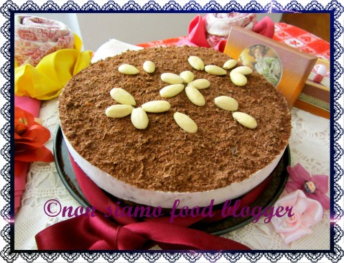 Torta Yogurt e Cioccolato Light