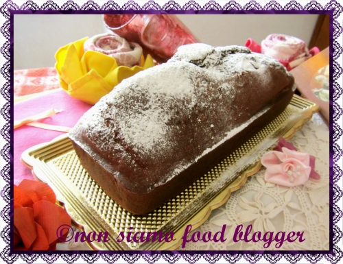 Plumcake Vegan Banana e Cioccolato