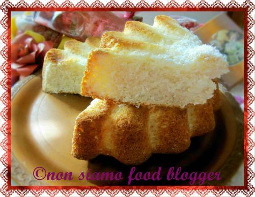 Torta Cocco e Yogurt fetta