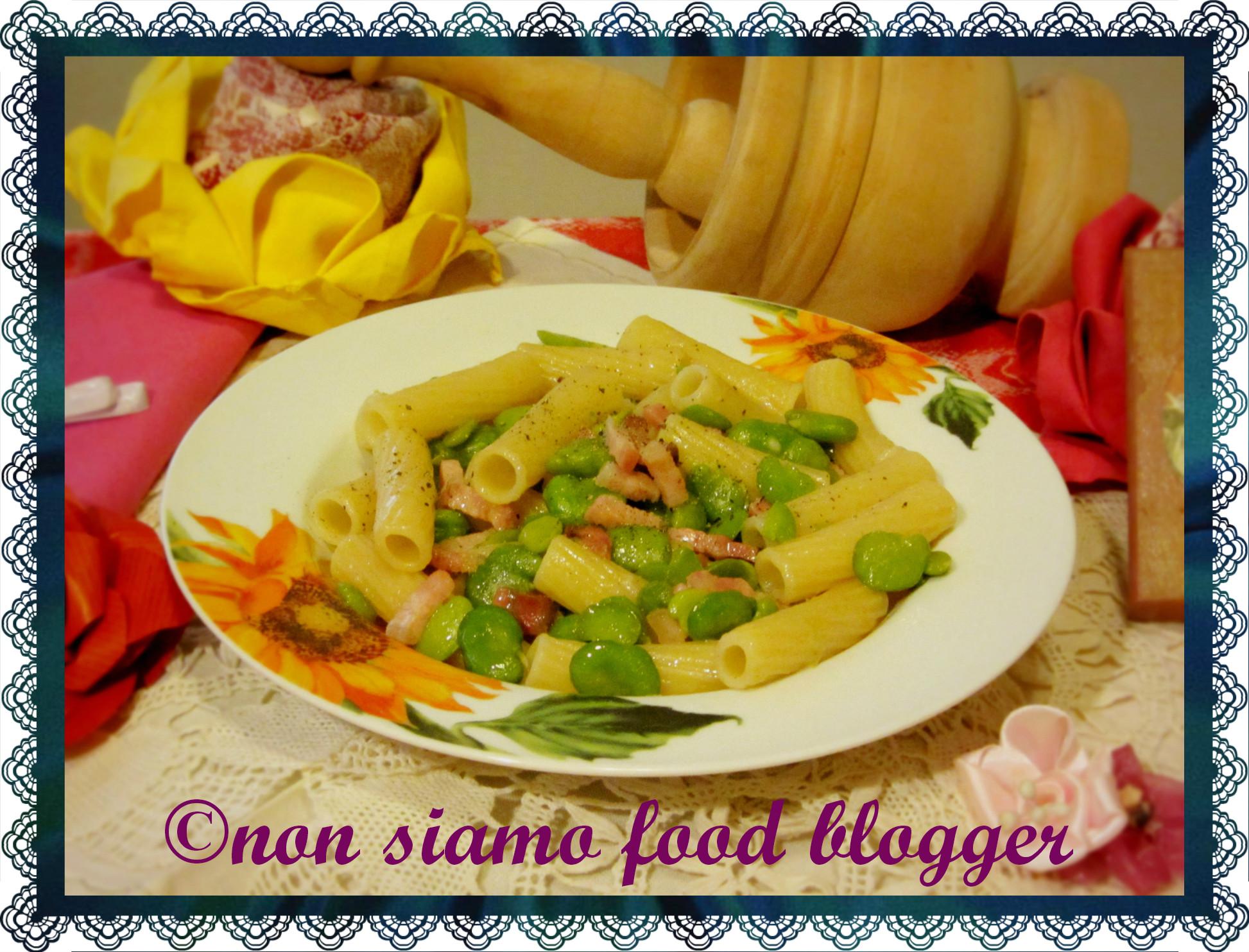 Primi piatti gustosi nonsiamofoodblogger for Primi piatti romani